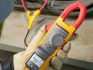 Amp meter calibration