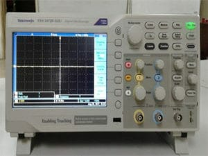 Oscilloscope Calibration